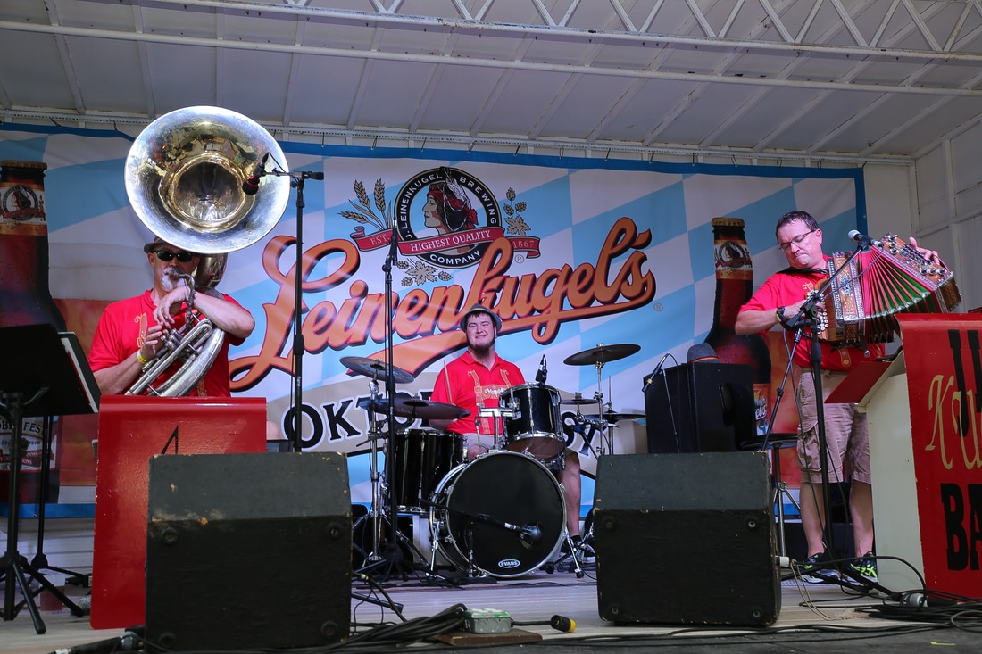 Oktoberfest, jim kucera band, polka band, accordion, des moines, prost, german, festival